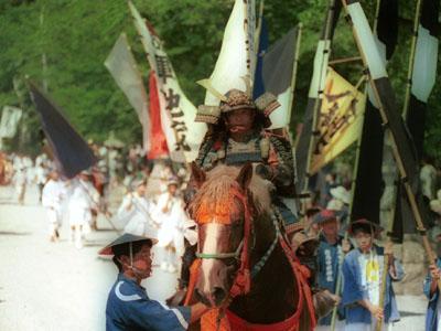 相馬野馬追祭
